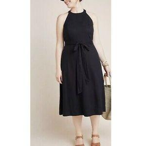 Anthropologie Greta Gingham Dress 24W NWT